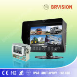 Brvision Unique Design 7′′ Quad Split Waterproof Monitor