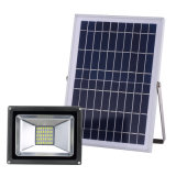 High Brightness Outdoor 20W LED Solar Flood Light