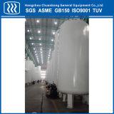 Low Pressure Industrial Cryogenic Liquid Oxygen Nitrogen Storage Tank