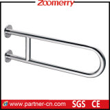 Stainless Steel Wall Mounted Toilet Safety U-Shape Grab Bar