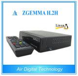 S2+T2/C Zgemma H. 2h Enigma2 Linux Combo Receiver