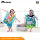 Children Hooded Beach Towels and Bath Towels, Extra Thick Absorb Water, Variety Printing