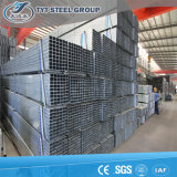 BS 1387 Standard Galvanized Square Pipe/ Square Tube From China Supplier