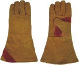 Golden Double Palm Heavy Duty Welding Work Glove