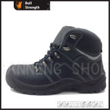 Basic Ankle Safety Shoe with Steel Toe Cap (SN1547)
