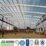 Sbs Steel Sheeting Prefabricated Building