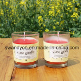 New Design Natrual Soy Decorative Candles as Birthday Gift