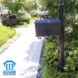 High Quality Crafted Iron Mailbox 001