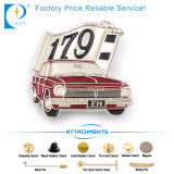 Promotional Metal Enamel Car Shape Lapel Pin/ Pin Badge