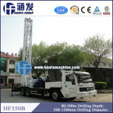 Hft350b Hydraulic Truck Mounted Water Well Drill Rig