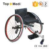 Topmedi Medical Product Tennis Sports Training Wheelchair