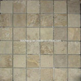 Nice Travertine Mosaic Tiles for Wall Panel