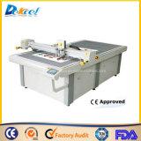 Oscillating Blade Cutting and Creasing Corrugated Carton, Cardboard Cutter Plotter CNC Machine