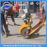 Hw-6.5 Internal Combustion Abrasive Rail Cutter