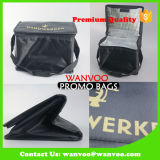 Eco Promotional Foldable Polyester Insulated Bag with Zipper Closure