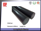 Black Plastic POM/Delrin/Acetal Rod with 6~200mm Diameter