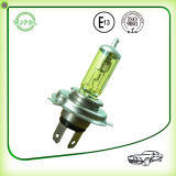 Headlight Schott H4 Yellow Halogen Auto Bulb/Light