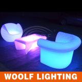 LED Single Sofa Modern Sofa Wf-S9874