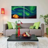 Home Decor Hotel Wall Art Nude Male Body Painting