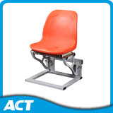 Wall Mounting Hollow Blow Molding Chair with Full Backrest