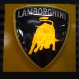3D Logo Sign Acrylic LED Auto Emblem