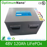 Optimum Energy Storage LiFePO4 Battery 48V 120ah