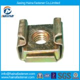 High Quality M6 Color Zinc Plated Carbon Steel Cage Nut
