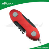 Aluminum Anodized Multi Purpose Pocket Knife for Promotion