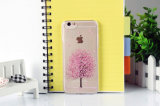 Transparent TPU IMD Cell Phone Case
