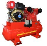Tb100150 Diesel Driven Portable Air Compressor