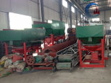 Alluvial Tungsten Jig Equipment for Tungsten Concentrating