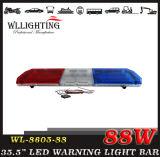 Emergency Amber Police Traffic Car LED Warning Strobe Lightbar Wl-8605-88 (LED-LIGHT-BAR)