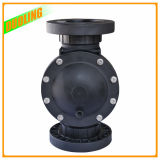 Water Hydraulic PA6 Nylon Water Hydraulic Dn 65 Solenoid Valve