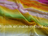 Silk Chiffon Fabric Digital Printing