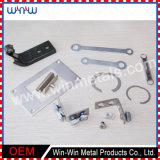 China Customized Aluminium Plated Sheet Stamping Metal Parts