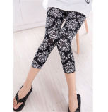 Fast Delivery Sexy Printed Flowers Tights (SR8299-4)