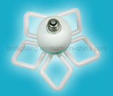 5u Lotus Rhombus Shape Energy Saver Lamp for Fluorescent Lamp