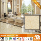 Marble Glazed Porcelain Full Polished Glossy Floor Tile (JM6681)