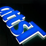 Outdoor Signage Full Lit Acrylic LED Channel Letter Sign