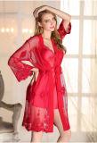 Wholesale Sleepwear Nightwear Women′s Sexy Embroidery Pajamas with Pad Sy10308990
