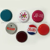 LED Lighting Button Bottle Cap with Logo Printed (3569)