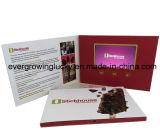 7inch LCD Display Video Brochure