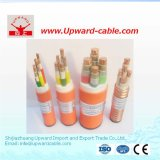 Fireproof Copper Conductor XLPE Insulation Electric Wire and Cable