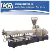 PBT+Pet Plastic Granules Making Machine Twin Screw Extruder