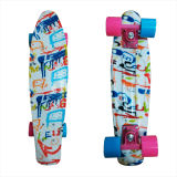 22inch PP Mini Skateboard Cruiser Complete Skateboards Banana Skateboard