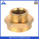 Good Quality Male Forged Brass Reduce Fitting (YD-6004)