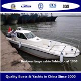 Bestyear Large Cabin Fishing Boat 1050