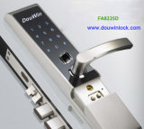 Residential Digital Security Door Lock Access Control Fingerprint Lock Fa822SD