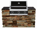 Ce Approved Weber Built in Gas BBQ Grill