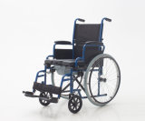 Commode, Foldable, Wheelchair, Detachable Parts (YJ-016B)